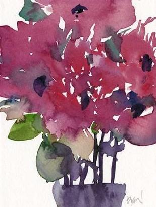 Floral Between II Digital Print by Dixon, Samuel,Impressionism