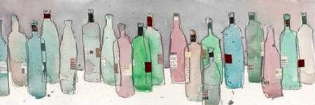 Wine Party III Digital Print by Dixon, Samuel,Impressionism