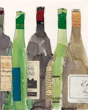 Dinner Party I Digital Print by Dixon, Samuel,Impressionism