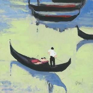 Venice Study I Digital Print by Dixon, Samuel,Impressionism