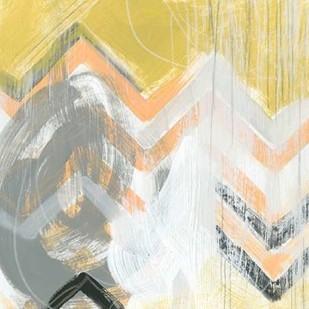 Side Swipe II Digital Print by Vess, June Erica,Abstract