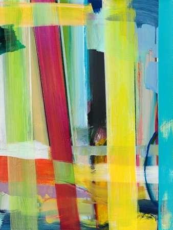 Intersecting Colors II Digital Print by Fuchs, Jodi,Abstract