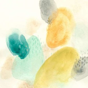 River Stones II Digital Print by Vess, June Erica,Abstract