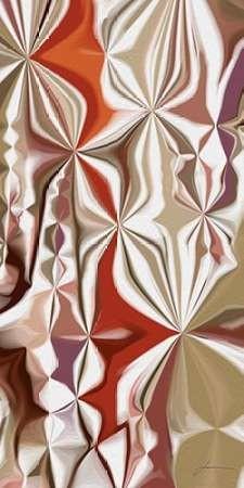 Thrive Panel I Digital Print by Burghardt, James,Abstract