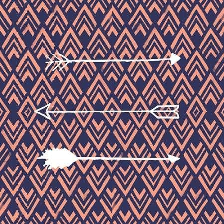 Deco Arrow I Digital Print by Studio W,Decorative
