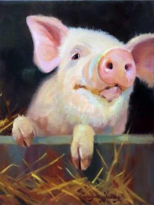 Farm Club II Digital Print by Hawley, Carolyne,Realism