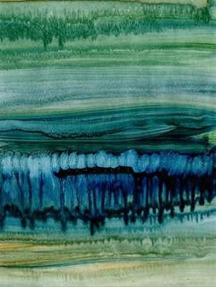 Merging III Digital Print by Harper, Ethan,Abstract