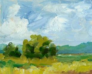 Field Color Study I Digital Print by Harper, Ethan,Impressionism