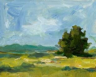 Field Color Study II Digital Print by Harper, Ethan,Impressionism