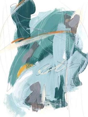 Rhythm Rhapsody IV Digital Print by Vess, June Erica,Abstract