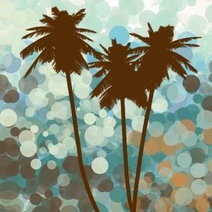 Sunshine Garden III Digital Print by Orlov, Irena,Art Deco