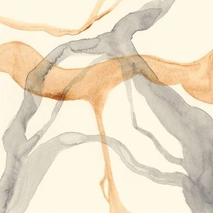 Rivulets I Digital Print by Stramel, Renee W.,Abstract