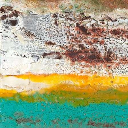 Arid I Digital Print by Ludwig, Alicia,Abstract