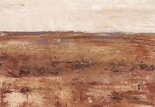 Rust Terrain I Digital Print by Harper, Ethan,Impressionism