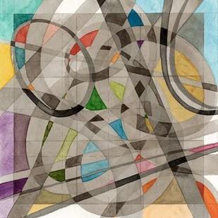 Overpass Digital Print by Galapon, Nikki,Geometrical
