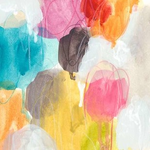 Ipso Facto III Digital Print by Vess, June Erica,Abstract
