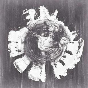 Chalkboard Tree Ring II Digital Print by Harper, Ethan,Impressionism