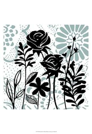 Floral Mist I Digital Print by Studio W,Decorative