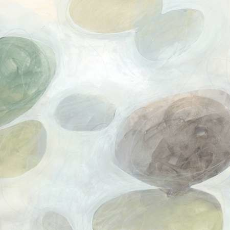 Stone Story II Digital Print by Vess, June Erica,Abstract
