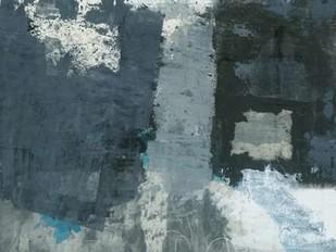 Shades of Grey IV Digital Print by Ray, Elena,Abstract