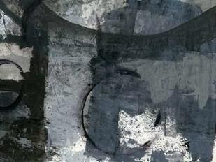Shades of Grey V Digital Print by Ray, Elena,Abstract