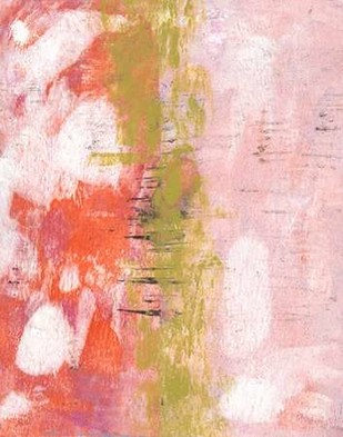 Rosy Composition I Digital Print by McCavitt, Naomi,Abstract