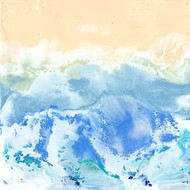 Morning Surf II Digital Print by Ludwig, Alicia,Abstract