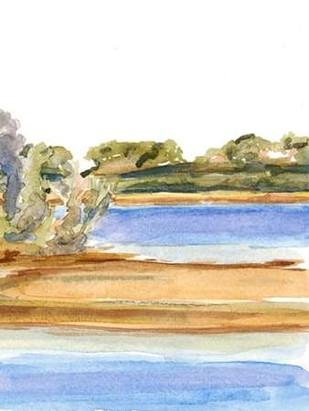 The Sound II Digital Print by Miller, Dianne,Impressionism
