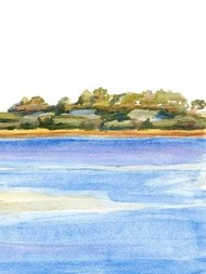 The Sound IV Digital Print by Miller, Dianne,Impressionism