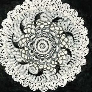Abstract Rosette I Digital Print by Zarris, Chariklia,Geometrical
