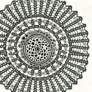 Abstract Rosette II Digital Print by Zarris, Chariklia,Geometrical