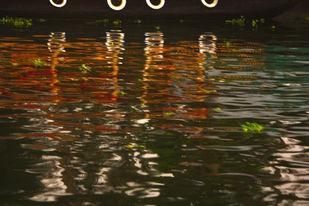 Waterline 9 Digital Print by Saba Hasan,Image