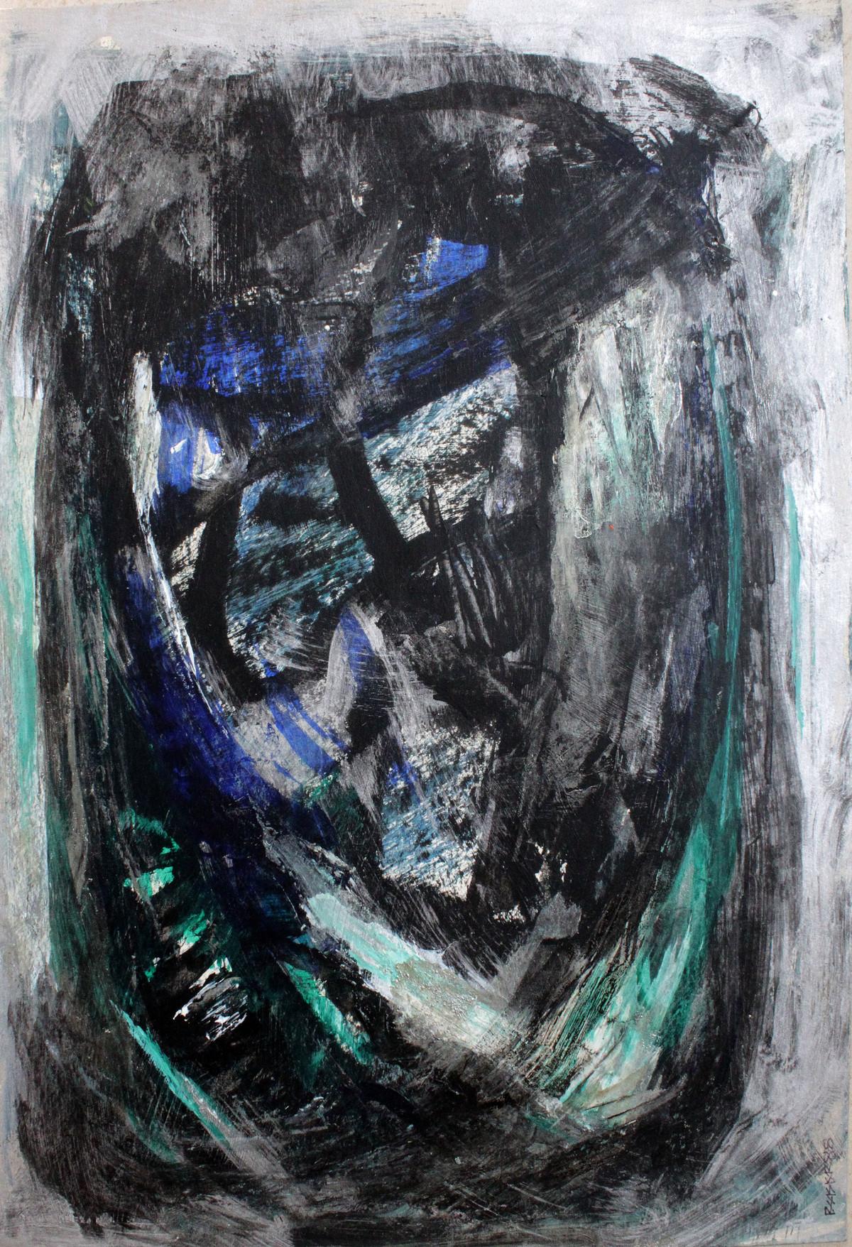 Paper 13 Digital Print by Bhaskar Hande,Abstract