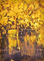 Still lIfe 3 Digital Print by Zargar Zahoor,Impressionism