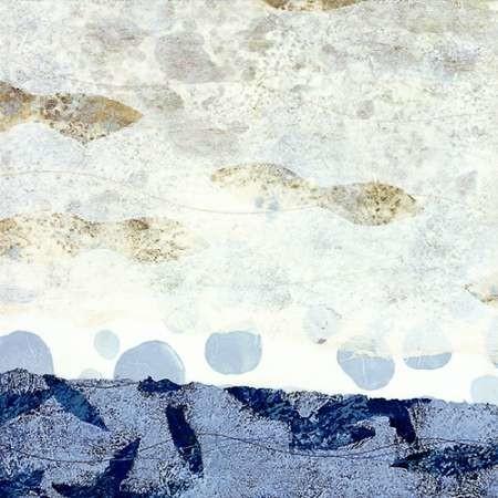Waters Edge II Digital Print by Hastings, David Owen,Abstract