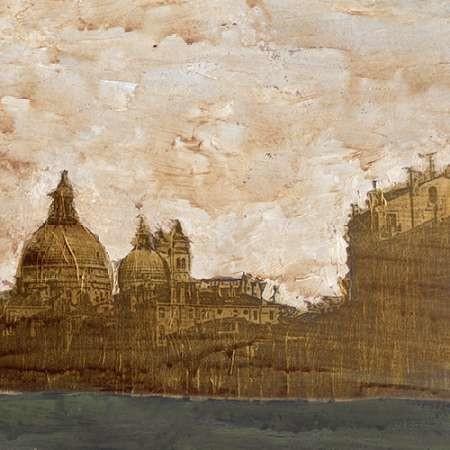 Venetian Holiday II Digital Print by Ludwig, Alicia,Decorative