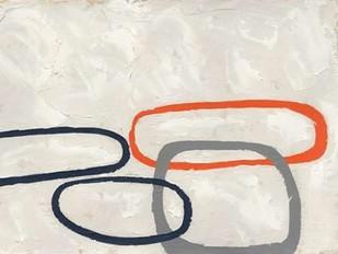 Capacity I Digital Print by Zarris, Chariklia,Abstract