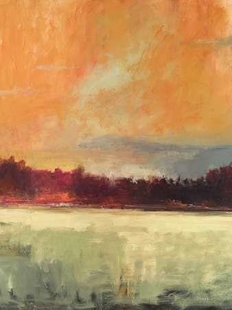 Meadowlark Digital Print by Dinsmore, Stephen,Impressionism