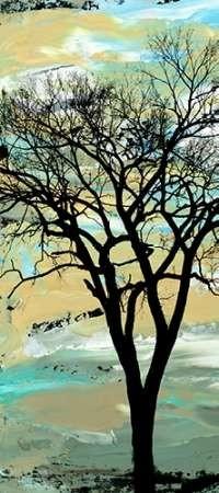 December Morning I Digital Print by Ludwig, Alicia,Expressionism