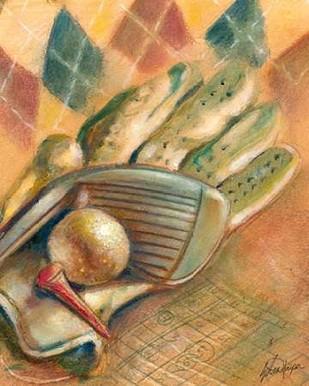 Classic Golf IV Digital Print by Harper, Ethan,Decorative