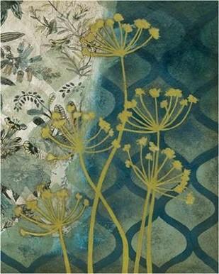 Peridot Botanical I Digital Print by Meagher, Megan,Decorative