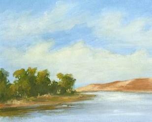 Small Summer Horizons II Digital Print by Harper, Ethan,Impressionism