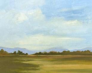 Small Summer Horizons III Digital Print by Harper, Ethan,Impressionism