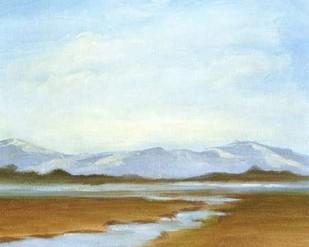 Small Summer Horizons IV Digital Print by Harper, Ethan,Impressionism