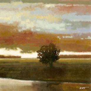 Painted Sky I Digital Print by Wyatt, Norman Jr.,Impressionism