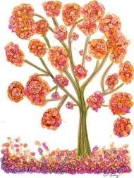 Autumn Fantasy I Digital Print by Baynes, Cheryl,Decorative