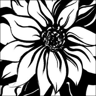 Miniature Botanical Sketch V Digital Print by Harper, Ethan,Decorative