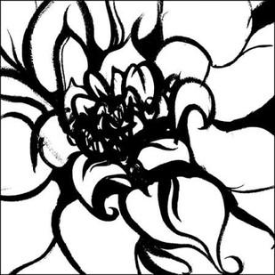 Miniature Botanical Sketch IV Digital Print by Harper, Ethan,Decorative