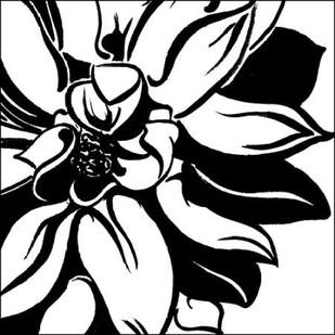 Miniature Botanical Sketch III Digital Print by Harper, Ethan,Decorative