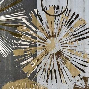Outburst Tiles III Digital Print by Burghardt, James,Abstract
